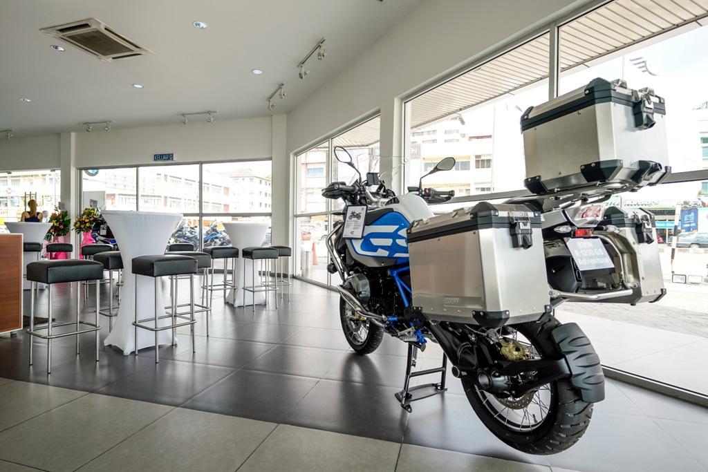 Millennium Welt Introduces New BMW Motorrad Dealership in Kuantan (6)