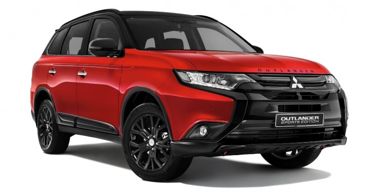 Outlander Sports Edition- Limited to 120 units