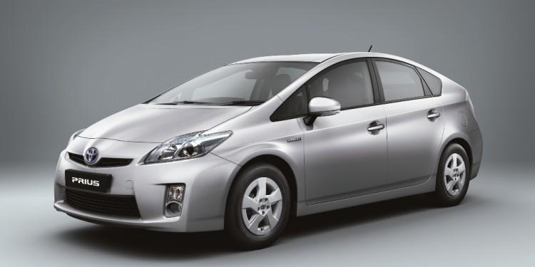 Prius 1.8 3quart front