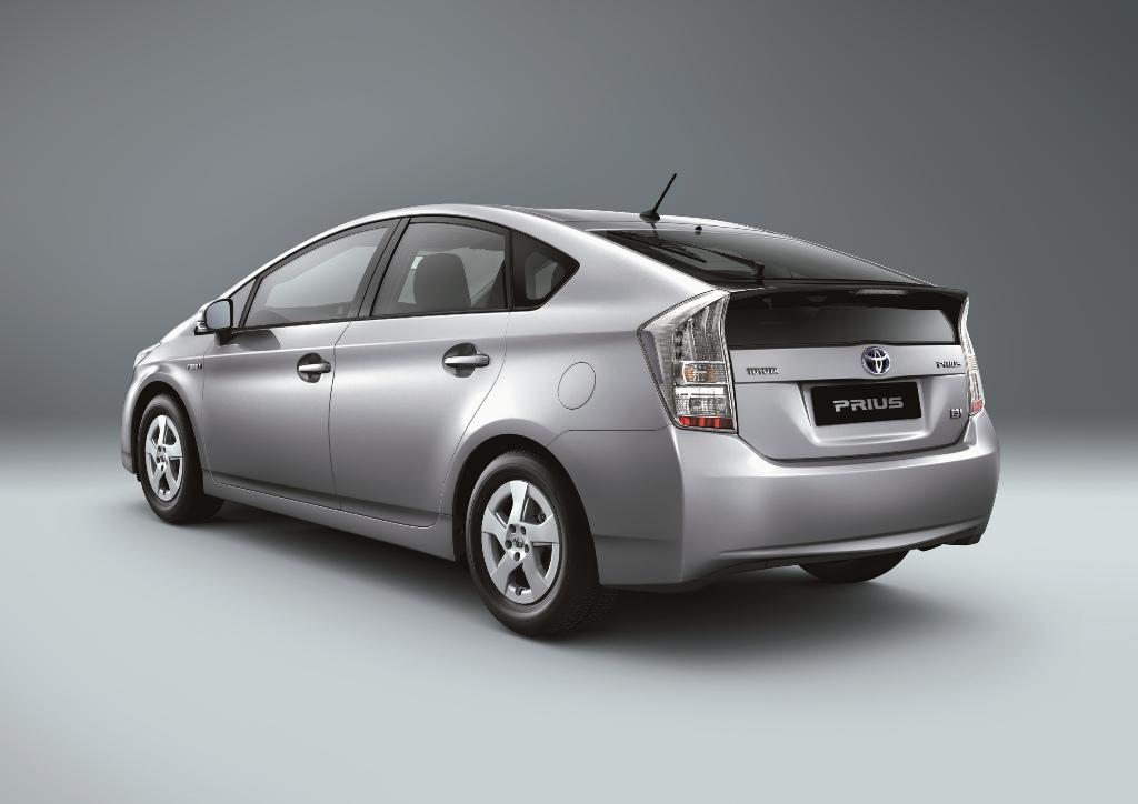 Prius 1.8 3quart rear