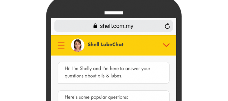 Shell Lubechat Image