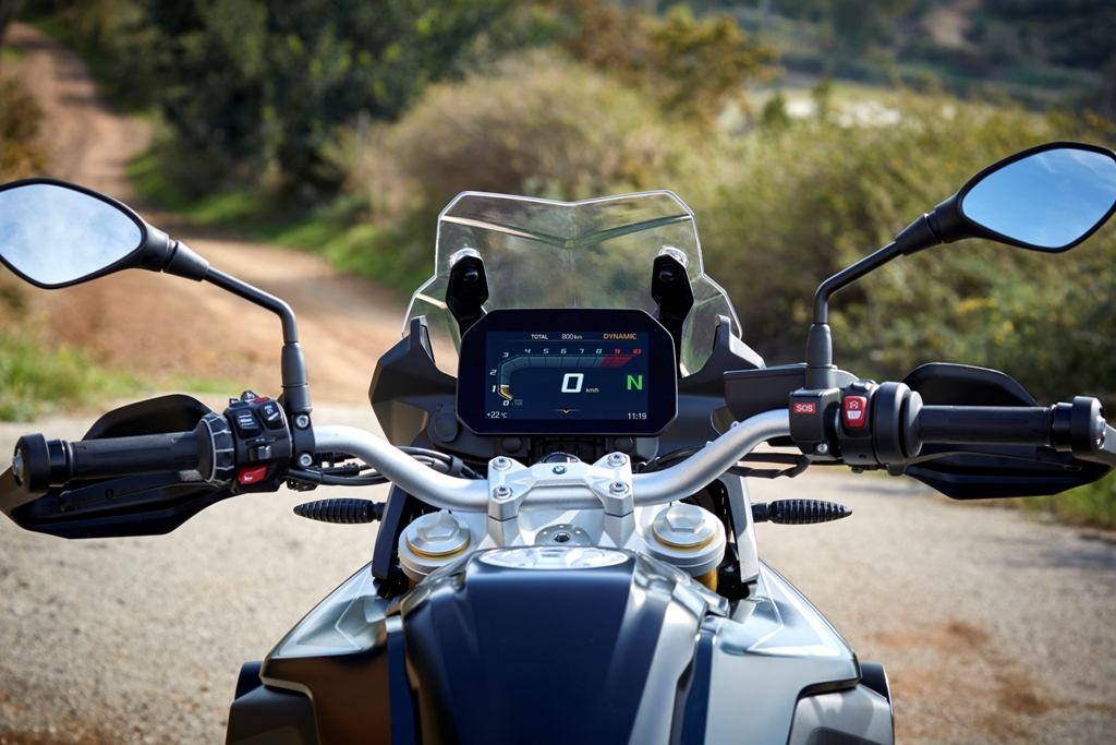 The BMW F 850 GS (15)