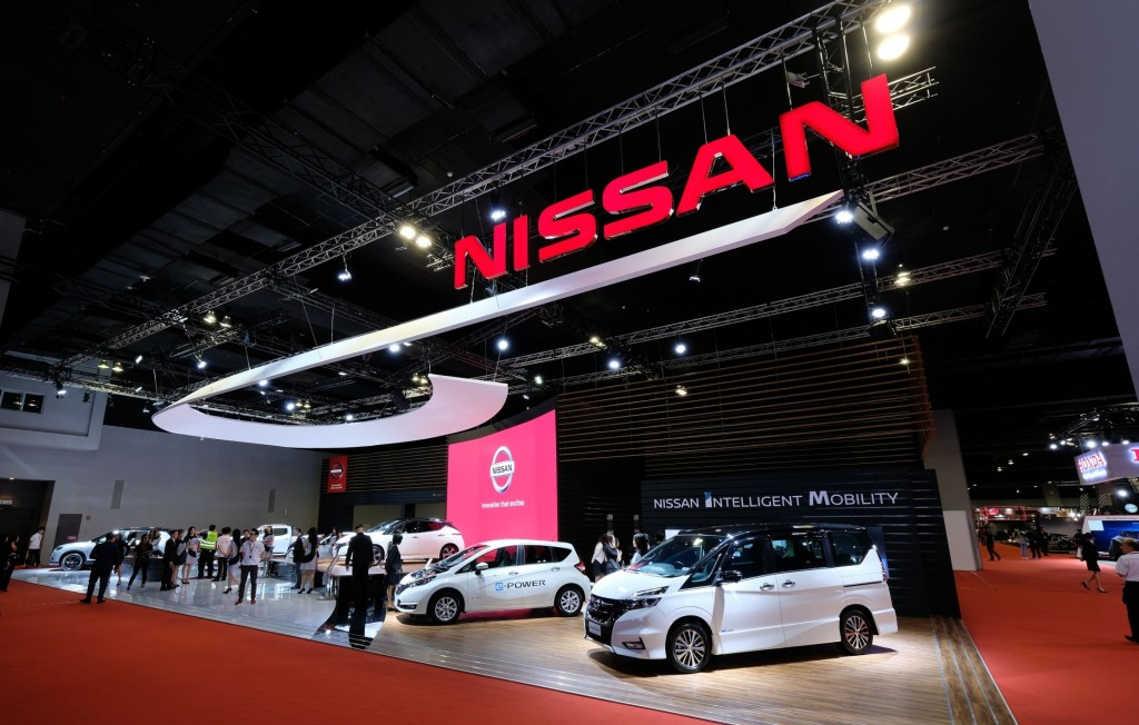 02 KLIMS'18_Nissan Booth