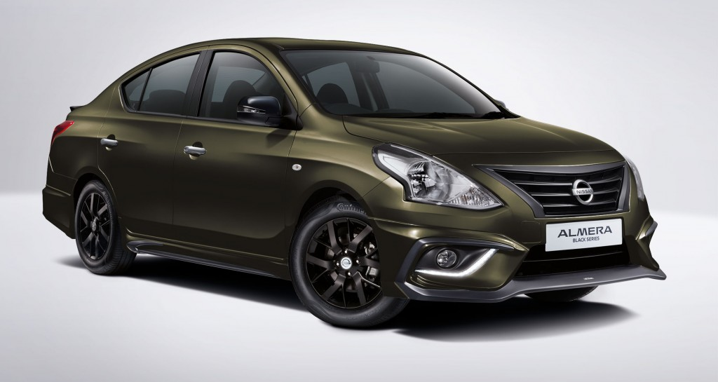 03 New Almera Black Series _New Titanium Olive