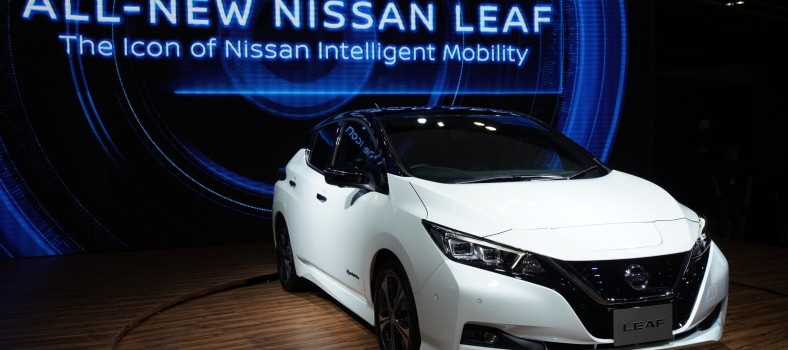 05 KLIMS'18_The Icon of Nissan Inteligent Mobility_Nissan LEAF