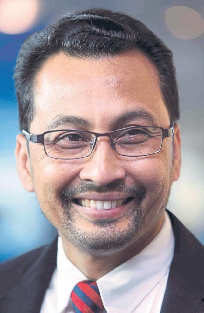 Encik Abdul Rashid Musa, CEO of PROTON Edar