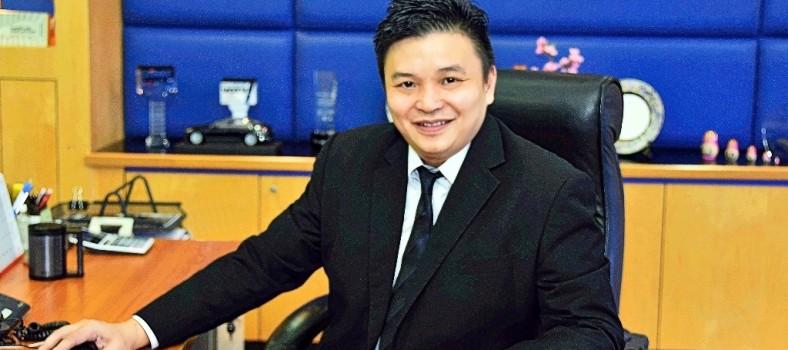 Mr Low Yuan Long- MD of HSDM
