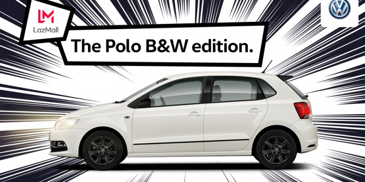 Polo Black & White