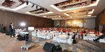 Shell Lubricants Gen Mgr Baljit Singh addressing participants of the technology masterclass