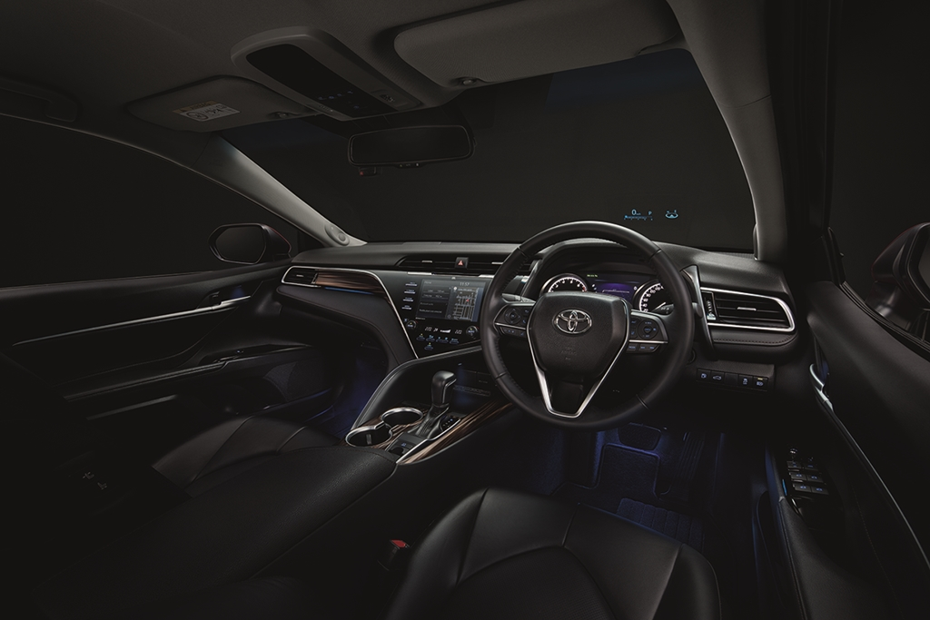 Toyota Camry 003 Interior Shot