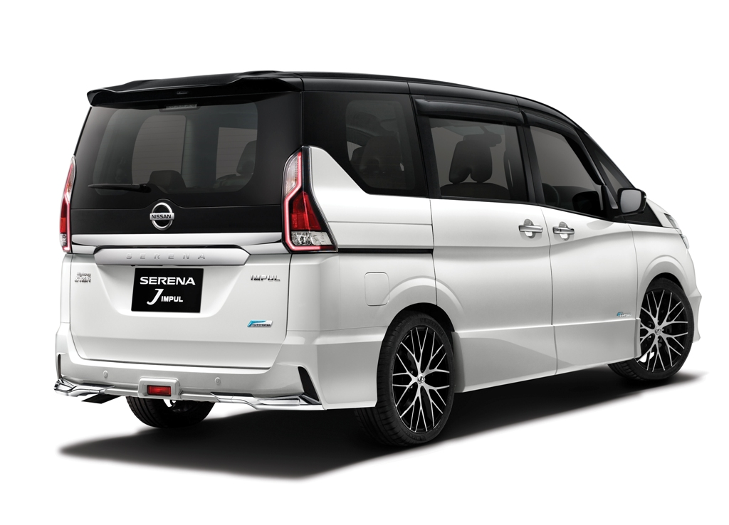 4. New Nissan Serena J IMPUL Rear_jpeg