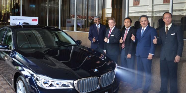 BMW i Charging Facilities at Ramada Plaza
