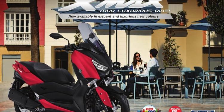 Yamaha XMAX 2018 LEAFLET FRONT-1