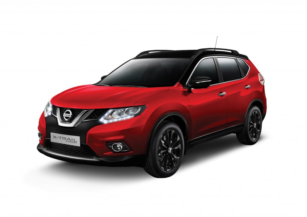 3_New Nissan X-Trail X-Tremer_Passion Red