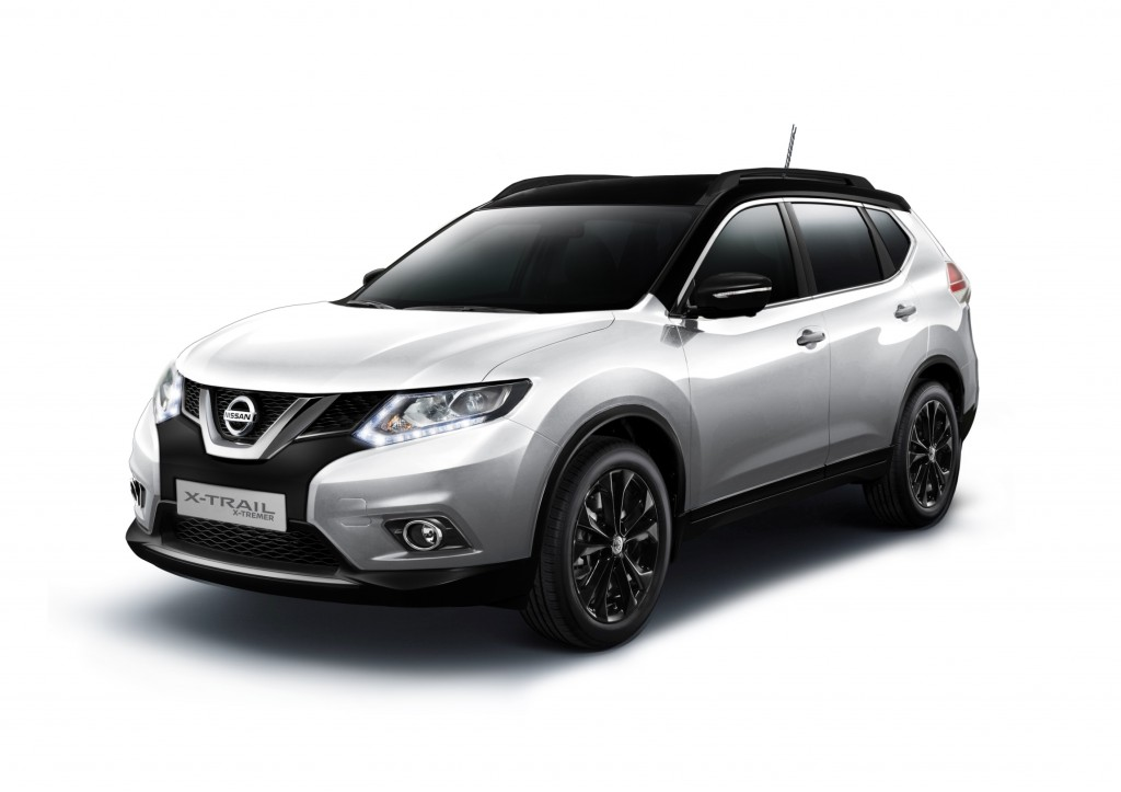 4_New Nissan X-Trail X-Tremer_Brilliant White
