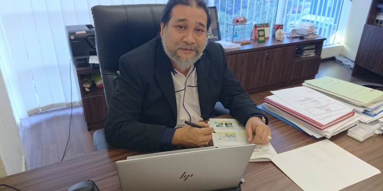 En Musa Zahidin Ahmad Zaidee, Perodua Vendors Club President