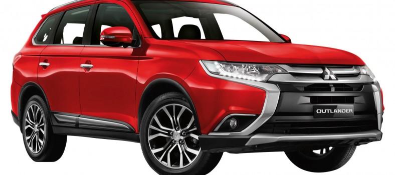 Mitsubishi Outlander 2.0-litre- Prosperity Bonus up to RM8,000