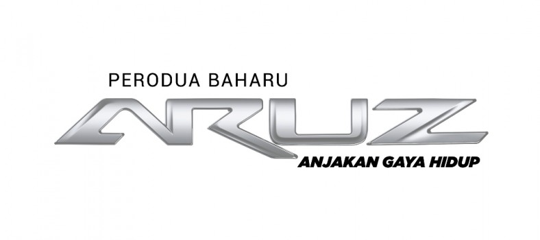 The New Perodua Aruz Logo_BM