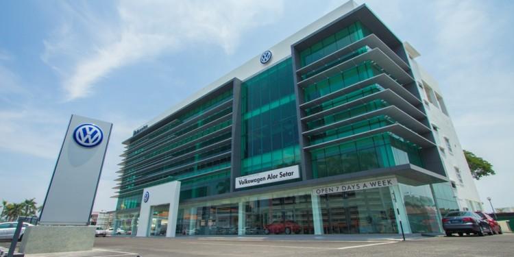 Volkswagen Alor Setar 4S Centre