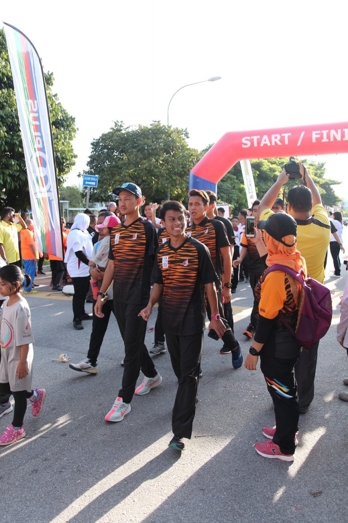 Wheel Walk and Fun Run 1