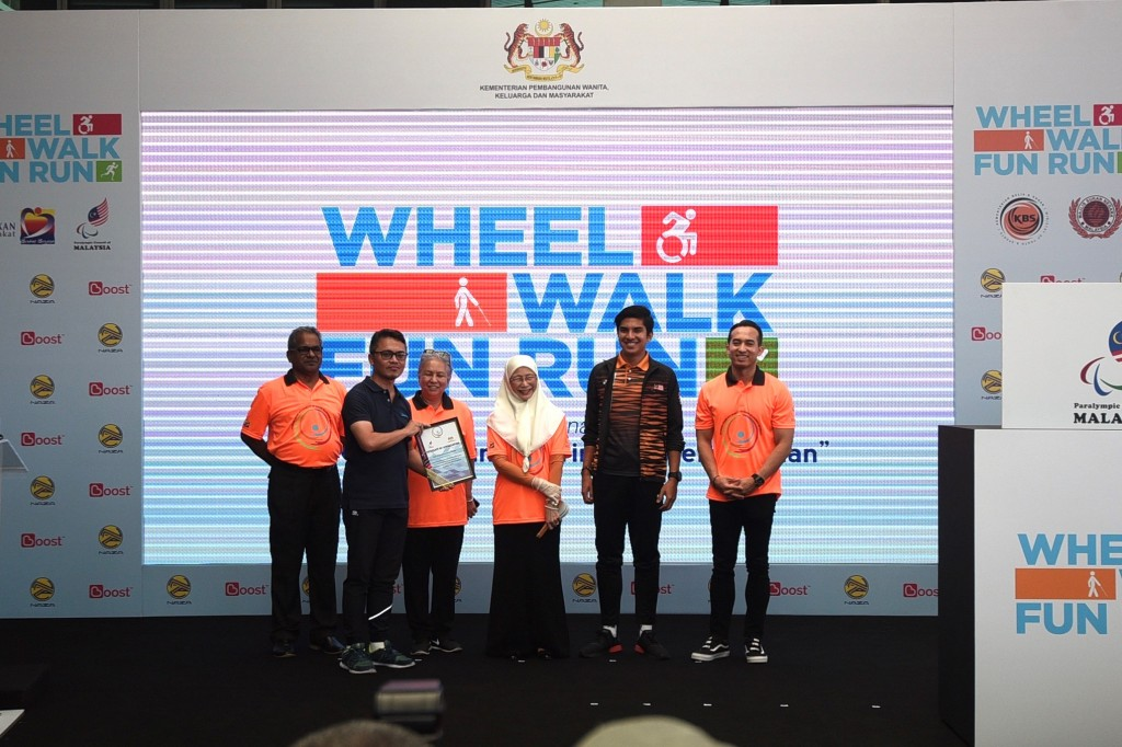 Wheel Walk and Fun Run 2