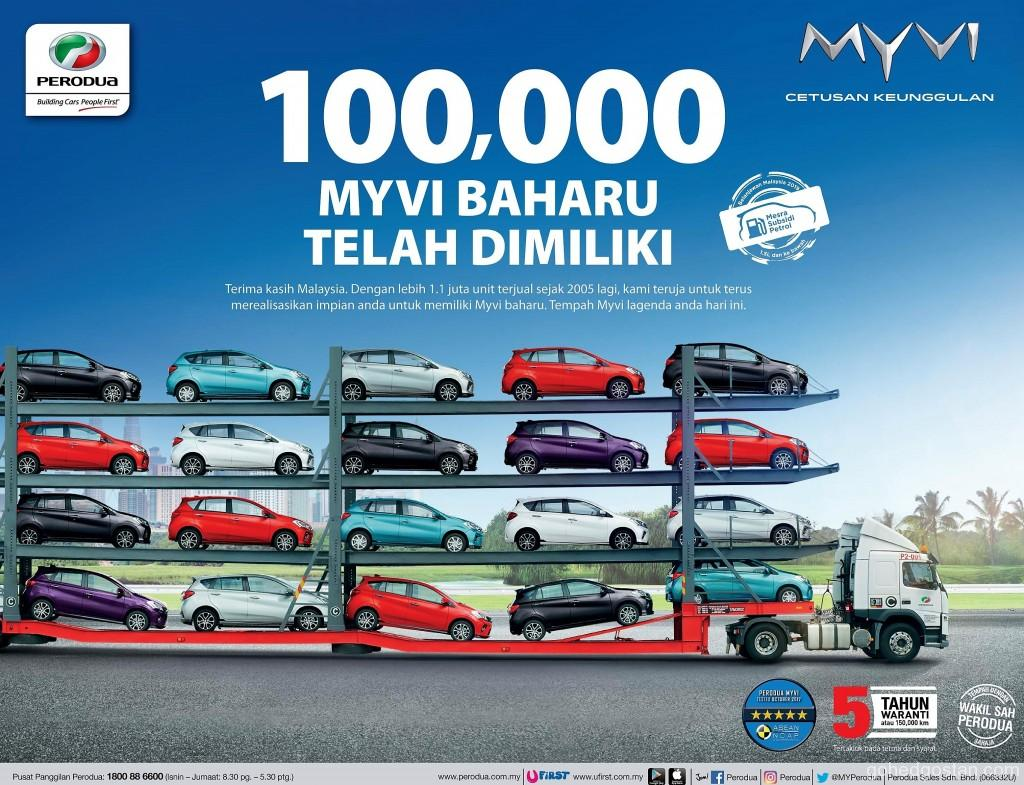 100k Myvi Visual BM