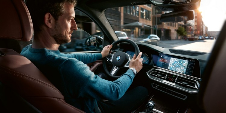 6. The BMW Easy Drive