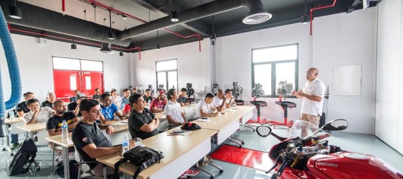 Ducati APAC Training Center  Layout 5