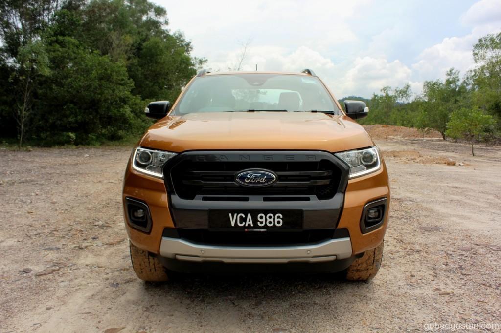 Ford Ranger Wildtrak gohedgostan 14