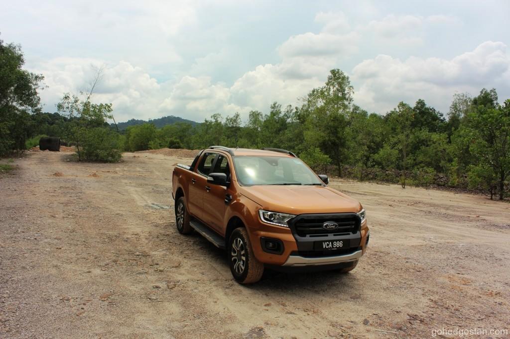 Ford Ranger Wildtrak gohedgostan 16