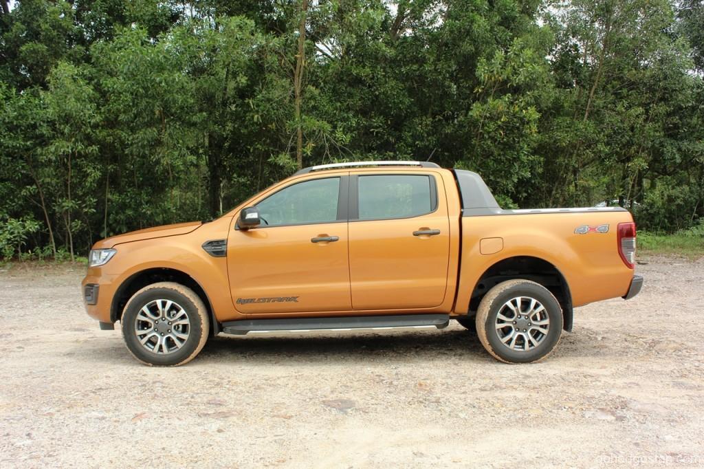 Ford Ranger Wildtrak gohedgostan 17