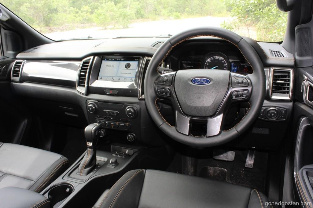 Ford Ranger Wildtrak gohedgostan 26