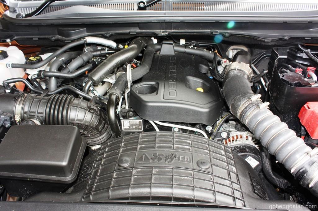Ford Ranger Wildtrak gohedgostan 34