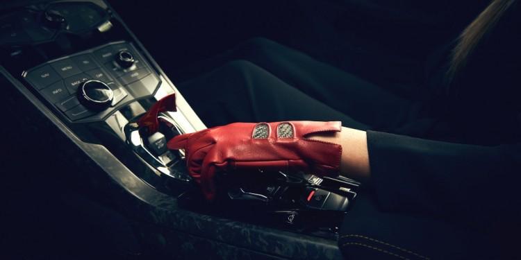 Lamborghini Gizelle Renee glove gohedgostan