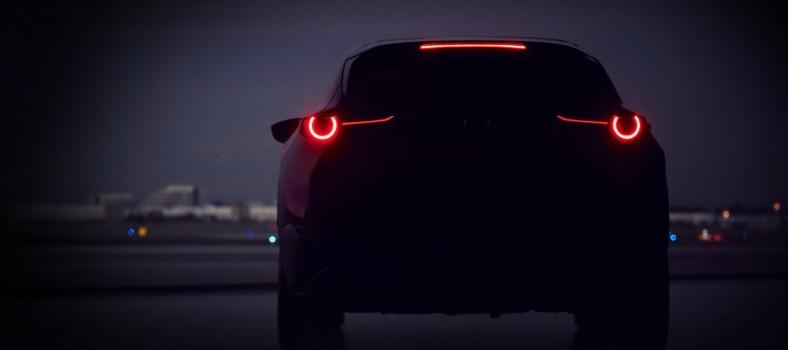 Mazda Geneva Motor Show 2019 teaser