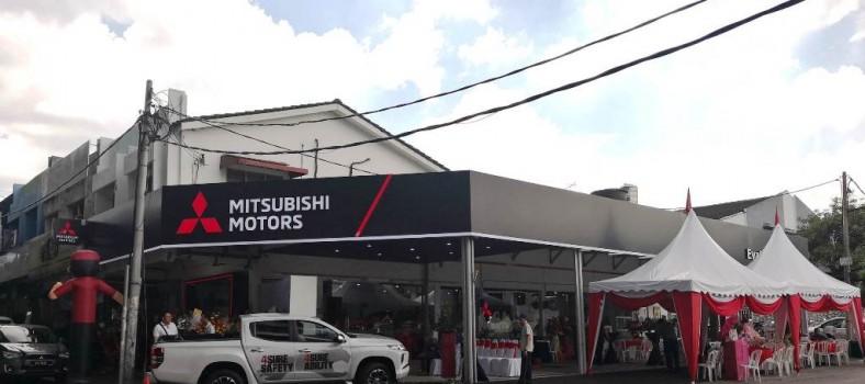 New Mitsubishi 3S Centre, Evatrend.