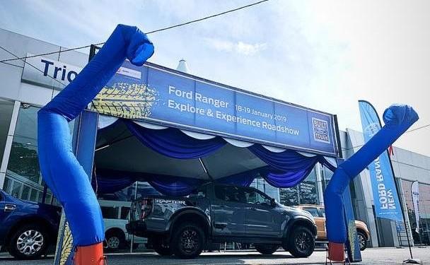 Ford Ranger Roadshow