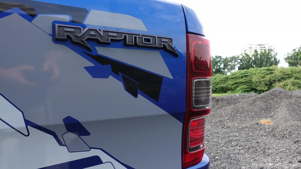 Ranger Raptor 1