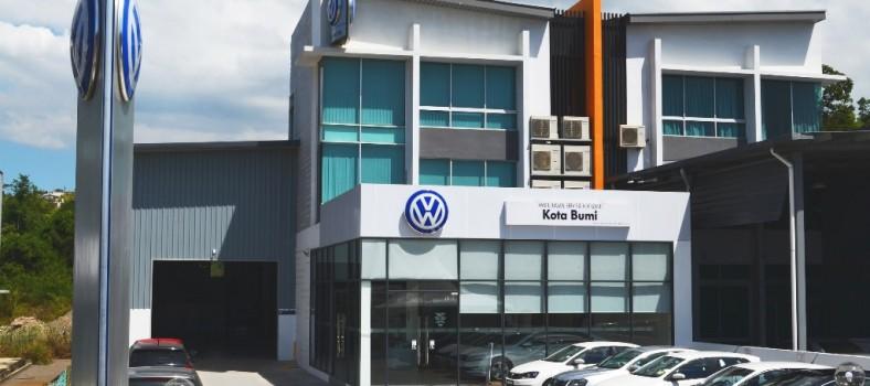 Volkswagen Kota Bumi 3S Centre