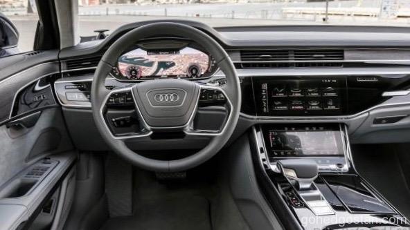 2018 Audi A8 2