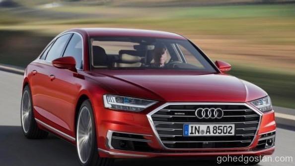 2018 Audi A8 3