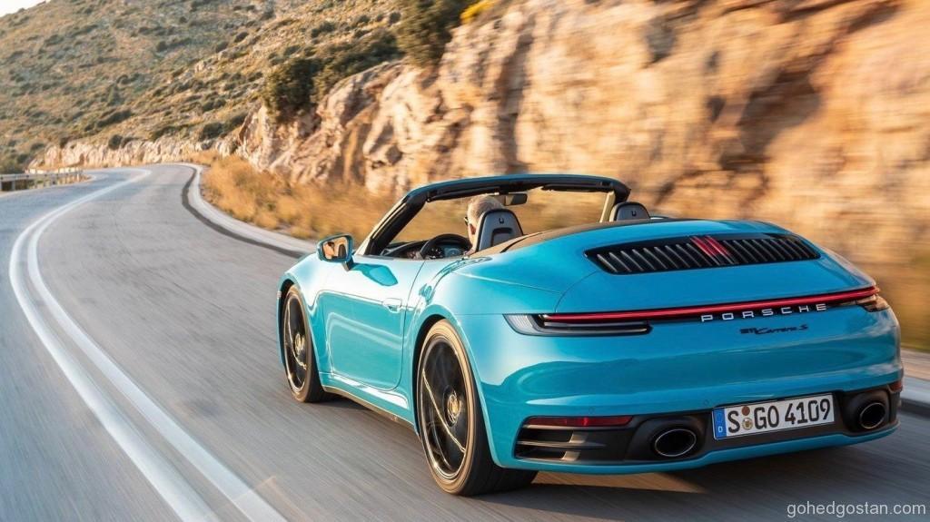 2019 Porsche 911 Carrera S Cabriolet 11