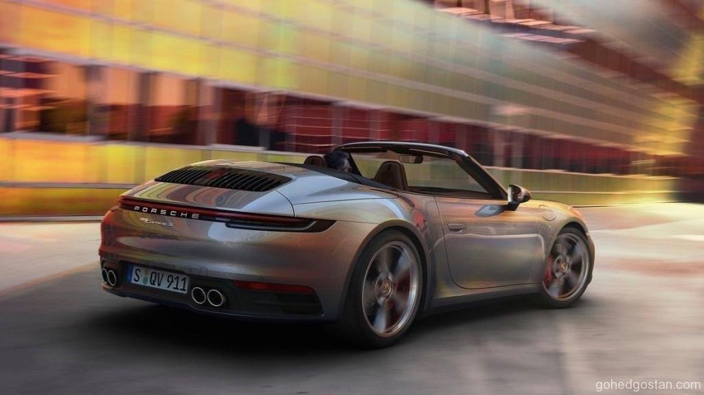 2019 Porsche 911 Carrera S Cabriolet 12