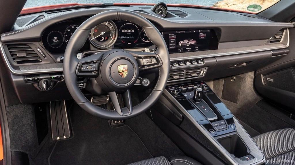 2019 Porsche 911 Carrera S Cabriolet 13