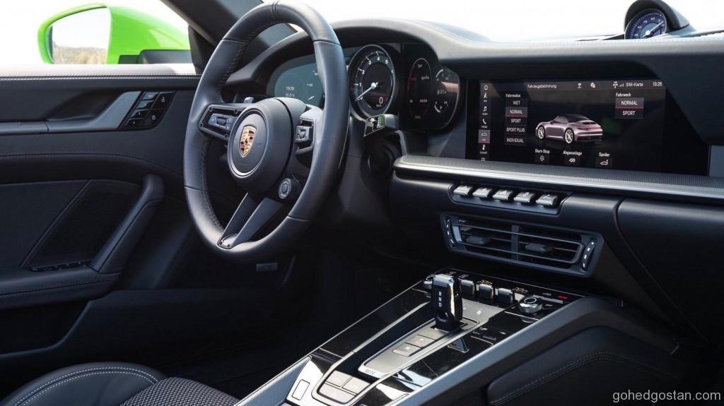 2019 Porsche 911 Carrera S Cabriolet 14