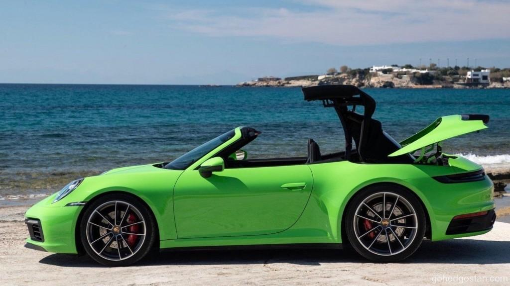 2019 Porsche 911 Carrera S Cabriolet 5