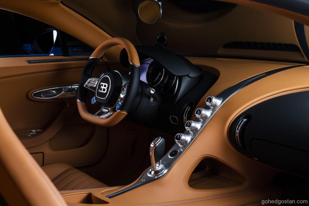 Bugatti Chiron 10