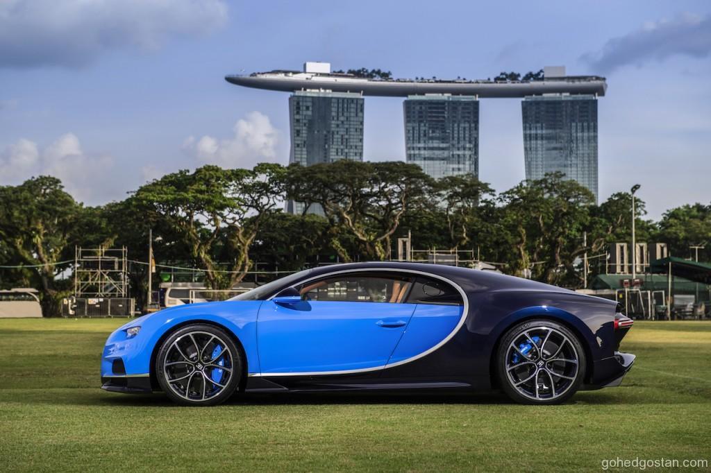 Bugatti Chiron 17