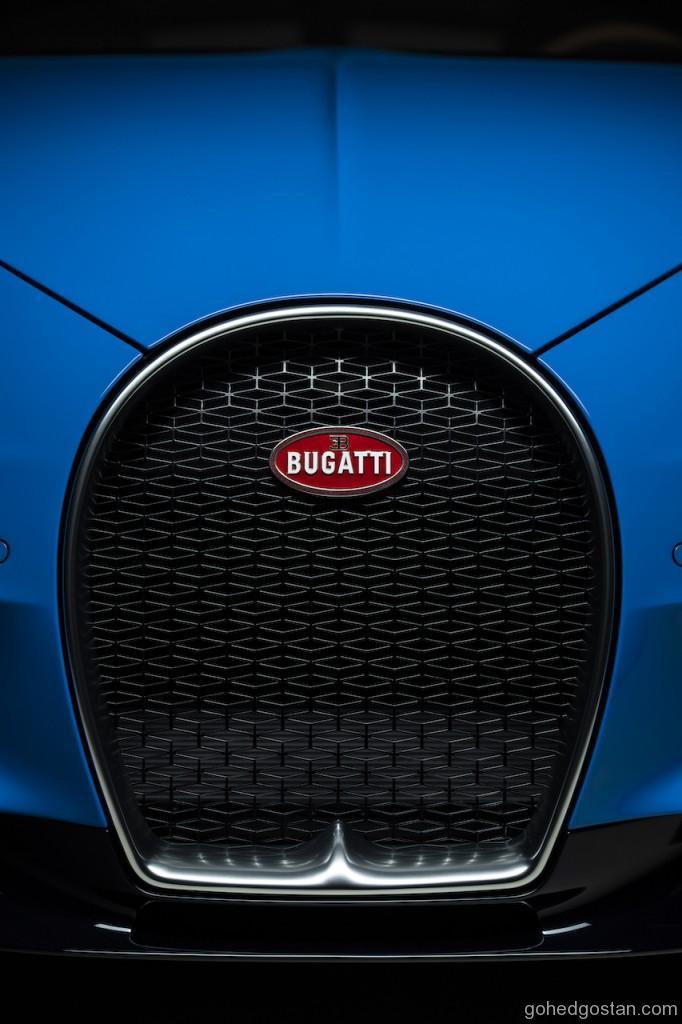 Bugatti Chiron 7