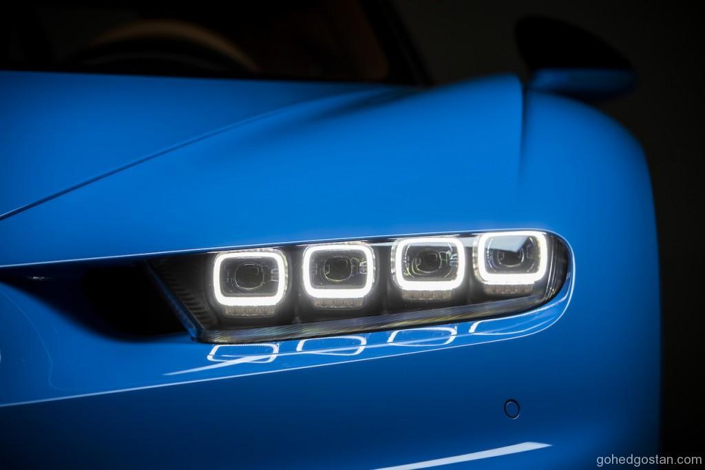 Bugatti Chiron 8
